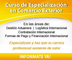 Especializacion Comercio Exterior